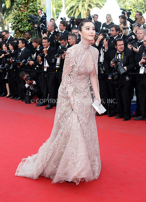 WWW.ACEPIXS.COM . . . . .  ..... . . . . US SALES ONLY . . . . .....May 17 2012, Cannes....Fan Bing Bing at the premiere of 'Rust and Bones' during the Cannes Film Festival on May 17 2012 in Cannes, France ....Please byline: FAMOUS-ACE PICTURES... . . . .  ....Ace Pictures, Inc:  ..Tel: (212) 243-8787..e-mail: info@acepixs.com..web: http://www.acepixs.com