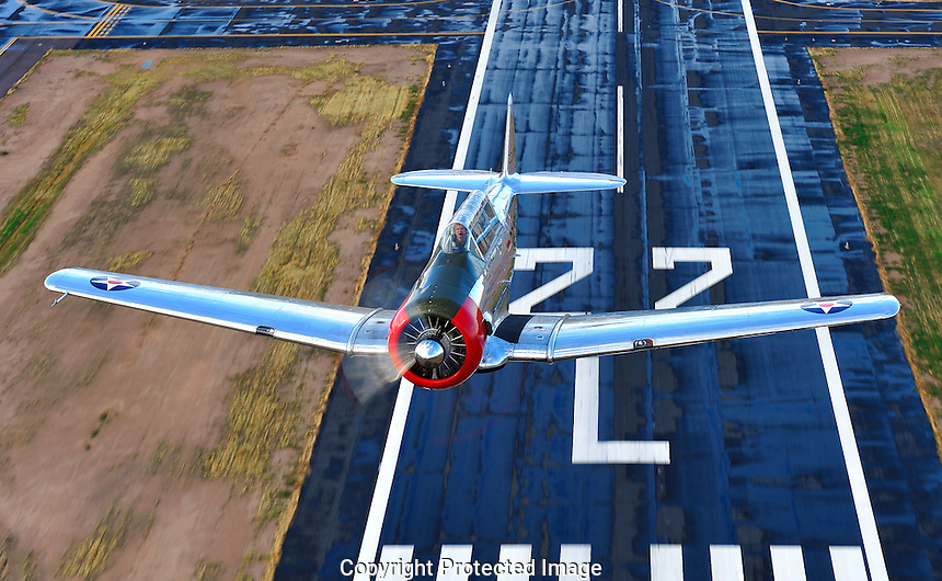 T-6 Texan, WWII trainer.warbird,airplane,aviation,classic,