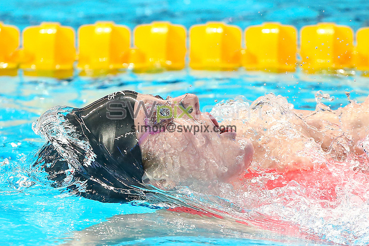 Picture by Alex Whitehead/SWpix.com - 08/08/2015 - Swimming - 16th FINA World Swimming Championships 2015 - Kazan Arena Stadium, Kazan, Russia - USA's Missy Franklin.
