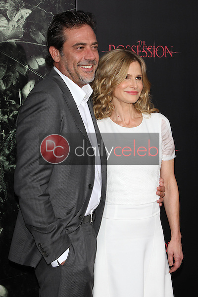 Jeffrey Dean Morgan and Kyra Sedgwick<br />
