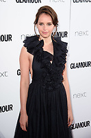 Felicity Jones at the Glamour Women of the Year Awards at Berkeley Square Gardens in London, UK. <br /> 06 June  2017<br /> Picture: Steve Vas/Featureflash/SilverHub 0208 004 5359 sales@silverhubmedia.com