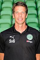 GRONINGEN - Voetbal, Presentatie FC Groningen,  seizoen 2018-2019, 17-07-2018, assistent trainer Sander van Gessel