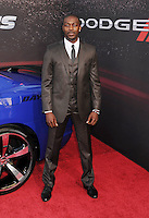 WWW.BLUESTAR-IMAGES.COM Actor David Ajala arrives at the 'Fast & The Furious 6' - Los Angeles Premiere at Gibson Amphitheatre on May 21, 2013 in Universal City, California..Photo: BlueStar Images/OIC jbm1005  +44 (0)208 445 8588 /©NortePhoto/nortephoto@gmail.com<br />