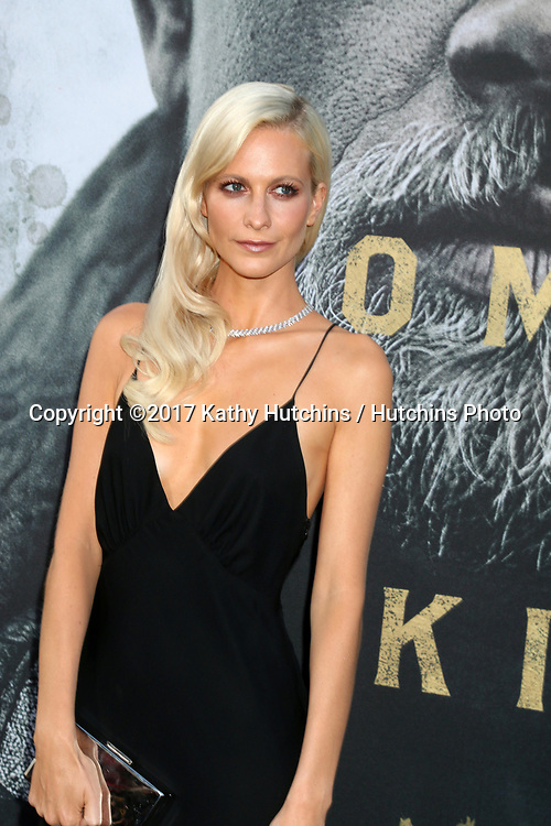"LOS ANGELES - MAY 8:  Poppy Delevingne at the ""King Arthur Legend of the Sword"" World Premiere on the TCL Chinese Theater IMAX on May 8, 2017 in Los Angeles, CA"