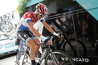 Niki Terpstra during the stage of La Vuelta 2012 between Ponteareas and Sanxenxo.August 28,2012. (ALTERPHOTOS/Acero) /NortePhoto.com<br /> <br /> **CREDITO*OBLIGATORIO** <br /> *No*Venta*A*Terceros*<br /> *No*Sale*So*third*<br /> *** No*Se*Permite*Hacer*Archivo**<br /> *No*Sale*So*third*