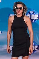 "Spanish actress Mariola Fuentes during the premiere of ""Cuerpo de Elite"" at Capitol cinema. Madrid. August 25, 2016. (ALTERPHOTOS/Rodrigo Jimenez) /NORTEPHOTO"