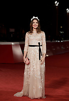 Miss Italia Alice Rachele Arlanch posa sul red carpet della Festa del Cinema di Roma, 4 novembre 2017.<br /> &quot;Miss Italia 2017&quot; Alice Rachele Arlanch poses on the red carpet during the international Rome Film Festival at Rome's Auditorium, on november 4, 2017.<br /> UPDATE IMAGES PRESS/Isabella Bonotto