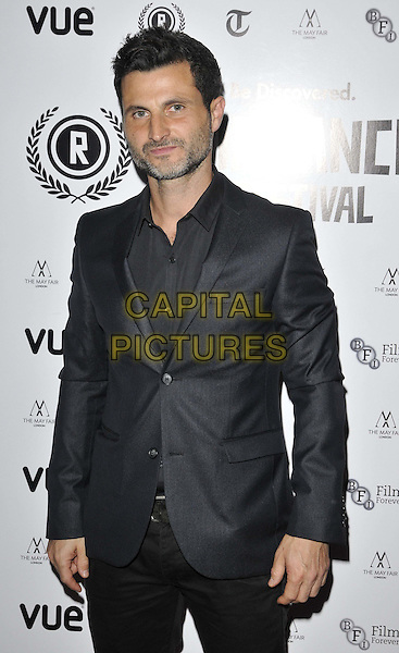 LONDON, ENGLAND - OCTOBER 02: Raffaello Degruttola attends the &quot;Flim: The Movie&quot; UK film premiere, Raindance film festival, Vue Piccadilly cinema, Lower Regent St., on Thursday October 02, 2014 in London, England, UK. <br /> CAP/CAN<br /> &copy;Can Nguyen/Capital Pictures