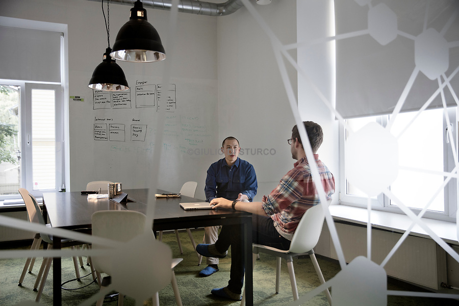 Jobbatical–a startup that matches workers with short-term jobs in foreign countries<br />Estonia is arguably the most advanced country in the world when it comes to use of the Internet and related technologies. Estonia is a most improbable success, in that a mere quarter of a century ago it was still under domination of the Soviet Union as a very poor backwater on the Baltic Sea. Now it is a developed country and a member of both the EU and NATO. In late 2014, Estonia became the first country in the world to offer digital residency to non-Estonians living anywhere in the world. Non-residents can obtain an Estonian smart ID card which enables them to have access to many electronic services available to Estonian citizens, including the ability to create and operate an Estonian company. <br /> @Giulio Di Sturco