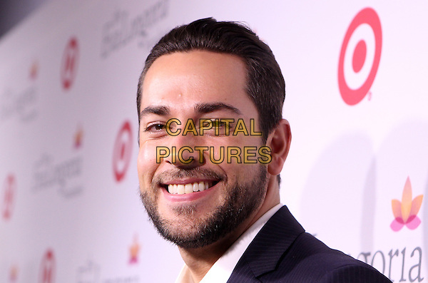 Hollywood, CA - November 05 Zachary Levi Attending The Eva Longoria Foundation Annual Dinner - Arrivals  At Beso On November 05, 2015. <br /> CAP/MPI/FS<br /> &copy;FS/MPI/Capital Pictures