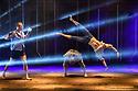 "Underbelly and Gravity and Other Myths present ""Backbone"", in McEwan Hall, Underbelly, as part of the Edinburgh Festival Fringe. Directed by Darcy Grant, with set and lighting design by Geoff Cobham. The performers are: Jacob Randell, Jascha Boyce, Lachlan Binns, Alyssa Moore, Kevin Beverley, Jordan Hart, Rachael Boyd, Lachlan Harper, Joren Dawson, Jackson Manson, Nick Martyn, Alexey Kochetkov."