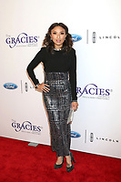 LOS ANGELES - JUN 6:  Jeannie Mai at the 42nd Annual Gracie Awards at the Beverly Wilshire Hotel on June 6, 2017 in Beverly Hills, CA