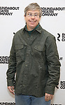 "Edward Barbanell attends the Meet & Greet for the cast of ""Amy and the Orphans"" at the Roundabout Theatre rehearsal hall on January 10, 2018 in New York City."