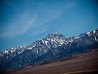 eastern sierra nevada mountains;