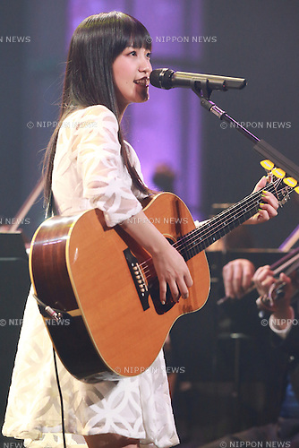 miwa,<br /> JUNE 12, 2015 - News : <br /> JOC Sports Awards ceremony <br /> at Tokyo International Forum, Tokyo, Japan. <br /> (Photo by Shingo Ito/AFLO SPORT)