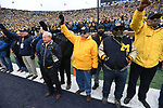 1969 Michigan football team 50-year reunion tailgate party and in-game festivities