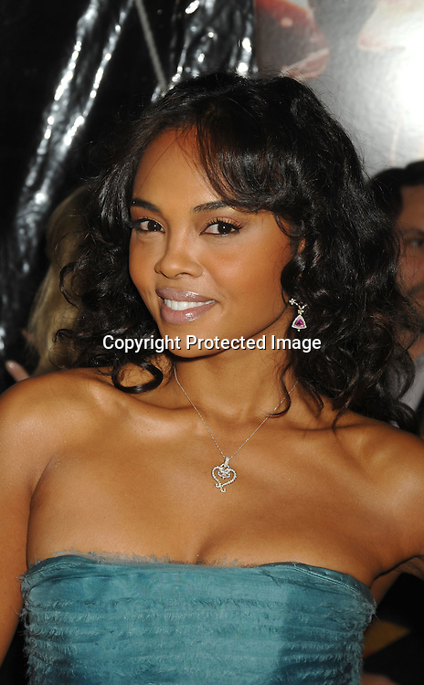 """Sharon Leal ..arriving at The World Premier of """"Dreamgirls"""" on ..December 4, 2006 at The Ziegfeld Theatre in New York, ..Roibn Platzer, Twin Images"""