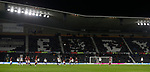 Empty seats during the FA Cup match at the Pride Park Stadium, Derby. Picture date: 4th February 2020. Picture credit should read: Darren Staples/Sportimage