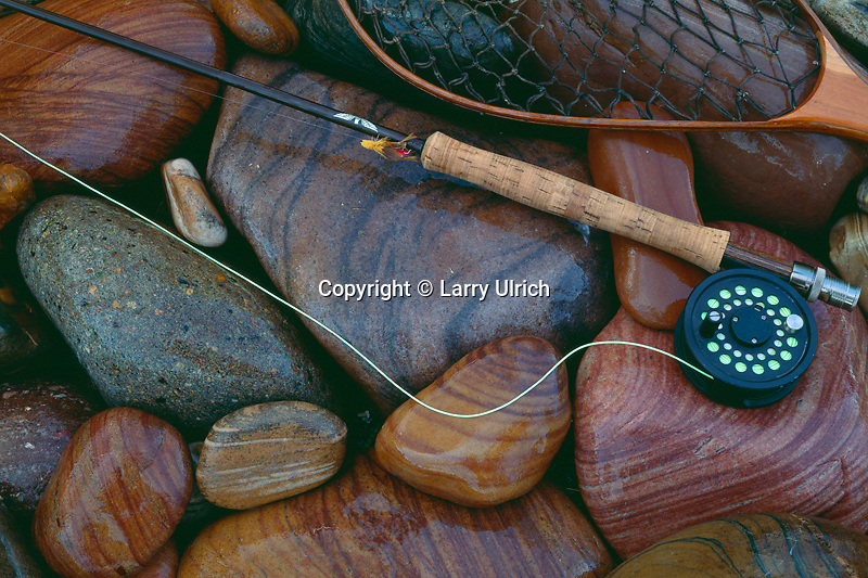 Fly fishing gear<br />