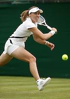 27-6-06,England, London, Wimbledon, first round match, Martina Hingis