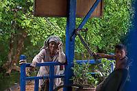 Life on the Tonle Sap lake Cambodia