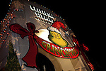 Grinchmas at Universal Studios Hollywood in Los Angeles, CA
