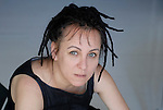 Polish writer Olga Tokarczuk.