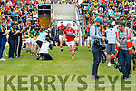Kerry v Cork in the Munster Senior Football Final at Fitzgerald Stadium on Sunday.