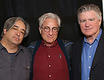 "Treat Williams attends the photo call for The Dorset Theatre Festival revival of David Mamet's ""American Buffalo""  at the Actors Connection on March 23, 2017 in New York City"
