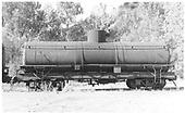 Side view of UTLX 88130 tank car.<br /> D&amp;RGW    Taken by Maxwell, John W.
