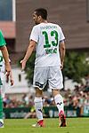 07.07.2019, Parkstadion, Zell am Ziller, AUT, TL Werder Bremen Zell am Ziller / Zillertal Tag 03 - FSP Blitzturnier<br /> <br /> im Bild<br /> IONE CABRERA (WSG Tirol #13), <br /> <br /> im ersten Spiel des Blitzturniers SV Werder Bremen vs WSG Swarowski Tirol, <br /> <br /> Foto © nordphoto / Ewert