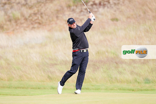 Thomas Bjorn (DEN) during the first round of the Aberdeen Asset Management Scottish Open 2016, Castle Stuart  Golf links, Inverness, Scotland. 07/07/2016.<br /> Picture Fran Caffrey / Golffile.ie<br /> <br /> All photo usage must carry mandatory copyright credit (&copy; Golffile | Fran Caffrey)