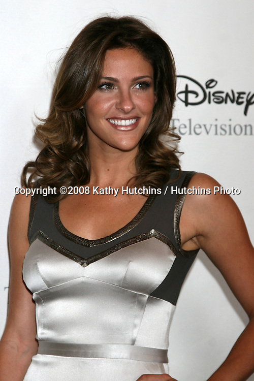 Jill Wagner  arriving at the ABC TCA Summer 08 Party at the Beverly Hilton Hotel in Beverly Hills, CA on.July 17, 2008.©2008 Kathy Hutchins / Hutchins Photo .