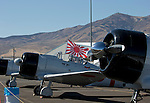 A photograph from the National Championship Air Races at the Reno-Stead Airfield Friday, Sept. 18, 2015.