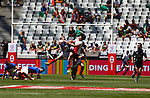 Terry Bouhraoua & Katsuyuki Sakai Second day at Cape Town 7s for HSBC World Rugby Sevens Series 2018, Cape Town, South Africa - Photos Martin Seras Lima