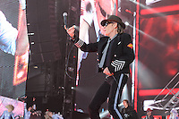 Udo Lindenberg LIve 2014 in der Red Bull Arena Leipzig am 14.June 2014. Foto: Rüdiger Knuth
