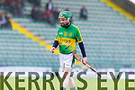 James Flaherty Lixnaw in action against  Bruff in the Munster Club Intermediate Hurling Championship Semi Final at Austin STacj Park on Sunday.