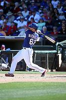 Brett Nicholas - Texas Rangers 2016 spring training (Bill Mitchell)
