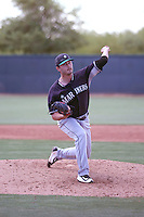 Lane Ratliff - Seattle Mariners 2016 extended spring training (Bill Mitchell)