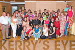 SURPRISE: Con and Teresa Kennelly, Doncaha, Tarbert, at a surprise party for their 25th Wedding Anniversary at Kirby's Lanterns Hotel, Tarbert on Saturday night. They are photographed here with family and friends..