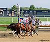 Tubal winning at Delaware Park on 9/18/14