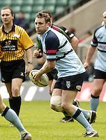 2006, Powergen National Trophy, Ali Hepher, Twickenham, NEC Harlequins vs Bedford Blues, ENGLAND, 09.04.2006, 2006, , © Peter Spurrier/Intersport-images.com.   [Mandatory Credit, Peter Spurier/ Intersport Images].