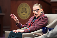 Supreme Court Justice Ruth Bader Ginsburg_01-30-18