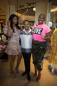 OXON HILL, MARYLAND - MAY 25: NeNe Leakes, Kyle Anfernee and NeNe Leakes visit Swagg Boutique at MGM National Harbor on May 25, 2019 in Oxon Hill, Maryland. (Photo by Brian Stukes/ON-SITEFOTOS)