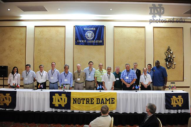 Latin American Reunion 2008..Photo by Matt Cashore/University of Notre Dame