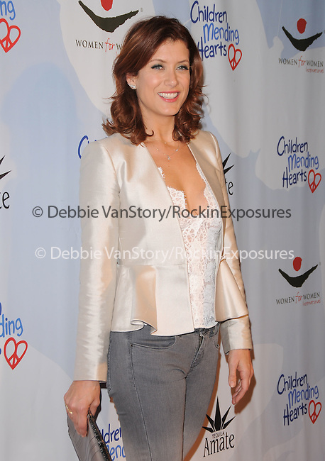 Kate Walsh at the 3rd annual Children Mending Hearts Peace Please Gala held at  The Music Box @ Henry Fonda Theater in Hollywood, California on April 16,2010                                                                   Copyright 2010  DVS / RockinExposures