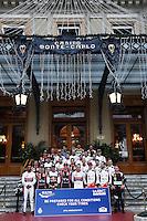 MONACO, LE 19 JANVIER 2017 - PLACE DU CASINO - DEPART DU 84Ëme RALLYE DE MONTE CARLO<br /> PRESENTATION DES EQUIPAGES WRC 2017 SUR LES AMRCHES DU CASINO DE MONTE-CARLO.