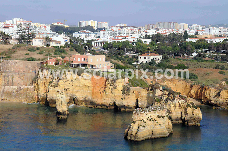 **ALL ROUND EXCLUSIVE PICTURES FROM SOLARPIX.COM**.**WORLDWIDE SYNDICATION RIGHTS**.** FULL STORY AND COPY BY TOM WORDEN + 34 680152448**.First Aerial pictures of the 10 Million Euro Villa with its own rock island on the Algarve in  Portugal.It has been reported by that Hollywood actress Angelina is Joilie interested in purchasing this property and wants to move from the US with her children to live on the  in Portugal.This news at comes at a time when Rumors are circulating that Bradd Piit and Angleina are on the verge of a split and that they now live in separate houses in LA..JOB REF:9136          PPL        DATE:2.06.09.**MUST CREDIT SOLARPIX.COM OR DOUBLE FEE WILL BE CHARGED**.**ONLINE USAGE FEE GBP 50.00 PER PICTURE - NOTIFICATION OF USAGE TO PHOTO @ SOLARPIX.COM**.**CALL SOLARPIX : +34 952 811 768 or LOW RATE FROM UK 0844 617 7637**