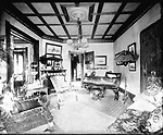 Frederick Stone negative. Dr. Gales home, 1894.