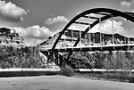 Pennybacker Bridge over Lake Austin